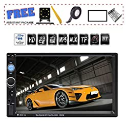 TDYJWELL 7 inch Double Din Touch Screen ...