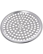 Browne Foodservice (575355) 15-Inch Perforated Aluminum Pizza Tray