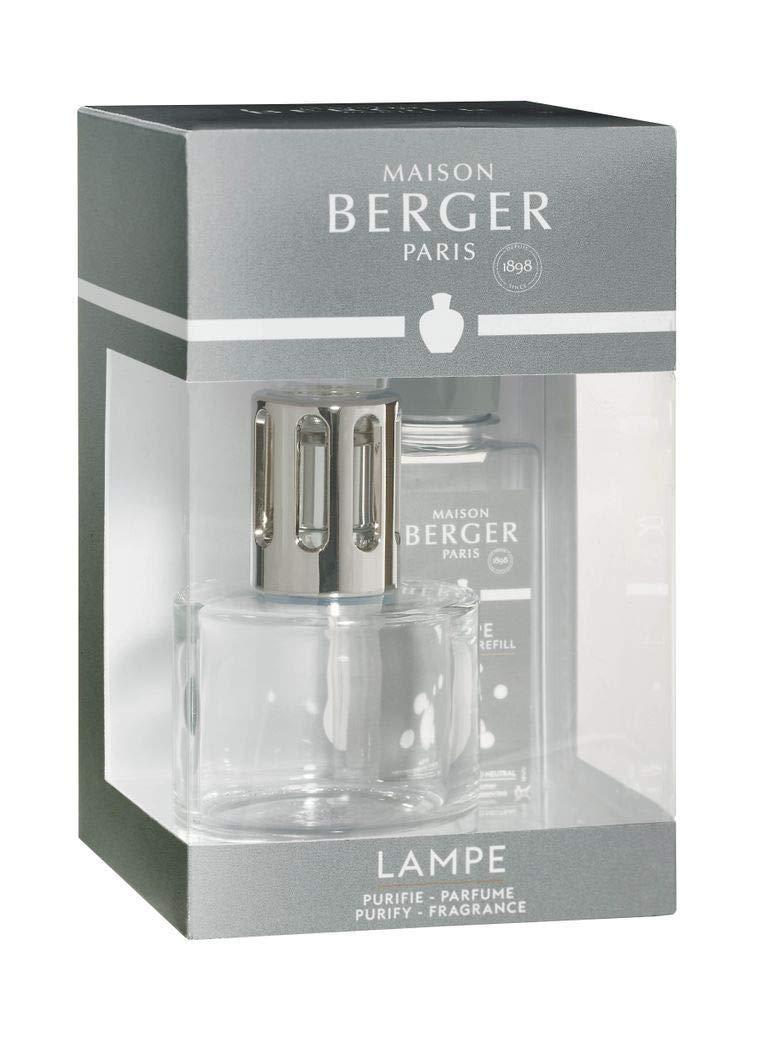 Maison Berger ランプ - ピュアクリア ギフトセット 180ml B07N5GK3XF