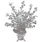 Beistle Star Gleam N Burst Centerpiece, 15-Inch (Two-Pack)