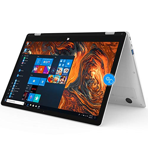 PC Convertible Ordenador Portátil 2-en-1 – Winnovo VocBook 13.3 Pulgadas 2in1 Laptop FHD Pantalla Táctil Intel Windows…