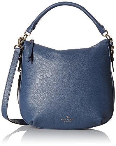 kate spade new york Cobble Hill Small Ella Shoulder Bag, Moonlight Blue, One Size 515nUXWnPNL