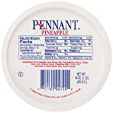Pennant Pineapple Wedges, 16 Ounce