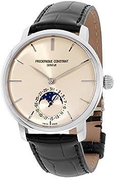 Frederique Constant Slimline Moonphase Men's Automatic Watch