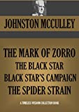 Front cover for the book The Mark of Zorro by Johnston McCulley