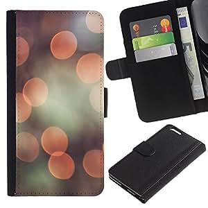 All Phone Most Case / Oferta Especial Cáscara Funda de cuero Monedero Cubierta de proteccion Caso / Wallet Case for Apple Iphone 6 PLUS 5.5 // Camera Flare