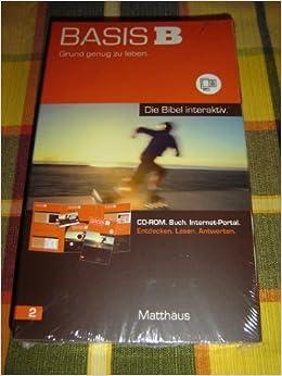 Cd-rom bibel edition: lutherbibel (software cd-rom).