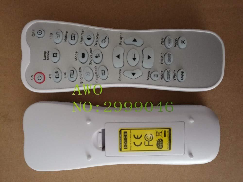 Calvas AWO REPLACEMENT Original Projector remote control FIT For Optoma HD20 HD21 HD23 HD200 HD2200 HD230 HD67 HD600X 1pcs