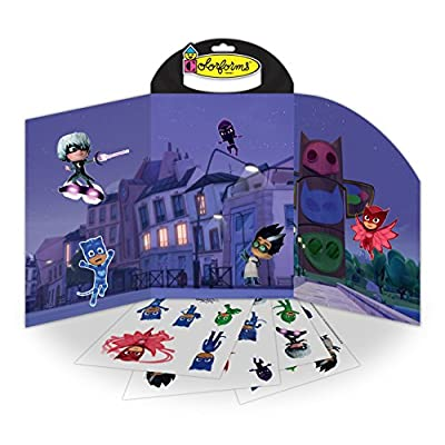 Colorforms Take Along PJ Masks Art & Craft Kit: Toys & Games