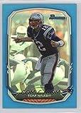 Football NFL 2013 Bowman Rainbow Blue #50 Tom Brady /99 Patriots