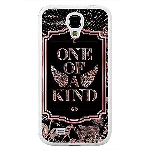 Kpop G-Dragon BIGBANG One of a Kind Album for Samsung Galaxy S4 White case (Samsung Galaxy S4 Cases Kpop)