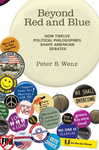 Read Online Beyond Red and Blue: How Twelve Political Philosophies Shape American Debates (The MIT Press) pdf epub