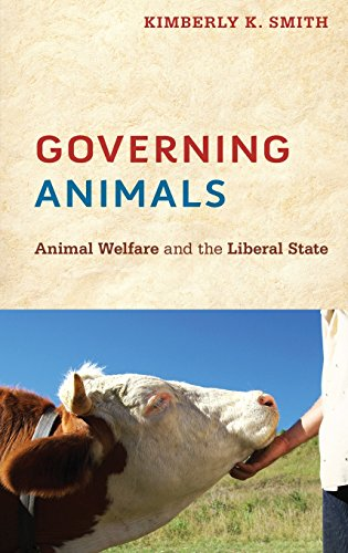 Books : Governing Animals: Animal Welfare and the Liberal State