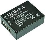MP power @ Replacement Battery x1 NP-W126 Li-ion 1260mah NPW126 for Fujifilm X-E1-X M1 X-Pro1 X-Pro2 HS30 HS30EXR HS33EXR X-A1 X-A2 X-T10, X-T1 IR