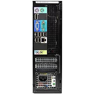 Dell Optiplex 790 Flagship Premium Business Desktop Computer (Intel Quad-Core i5-2400 up to 3.4GHz, 16GB RAM, 2TB HDD, DVD, WiFi, VGA, DisplayPort, Windows 10 Professional) (Certified Refurbishd)