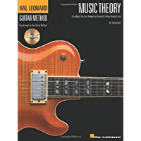 Music Theory: Hl Guitar Method Supplement To Any Guitar Method book cover