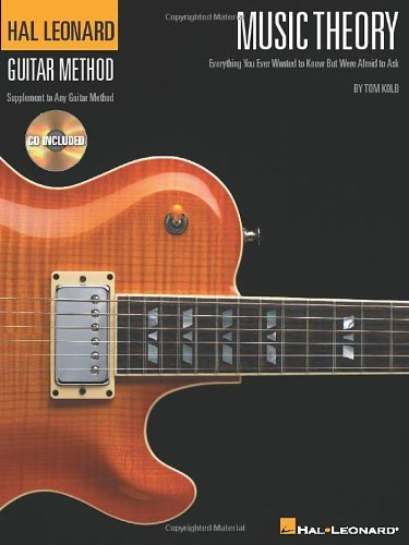 Music Theory: Hl Guitar Method Supplement To Any Guitar Method