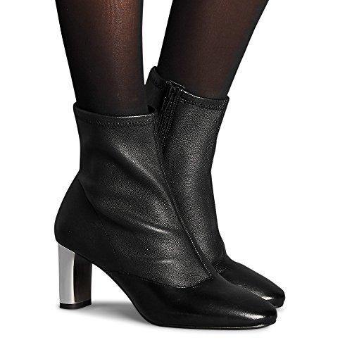 Femme Bottes pour Noir amp; 36 Spencer Marks T022816 5 Noir PUwXtqwx