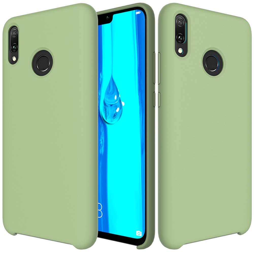 Amazon.com: DAYJOY - Funda para Huawei Y9 (2019), gel de ...