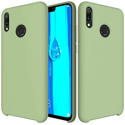 Amazon.com: DAYJOY - Funda para Huawei Y9 (2019), gel de ...