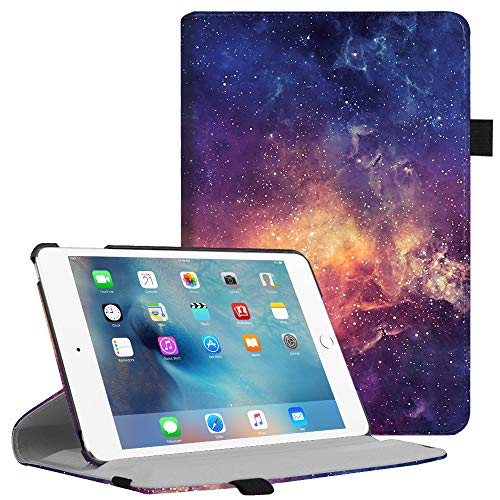 (Fintie iPad Mini 4 Case - Multiple Angles Stand Case with Smart Cover Auto Sleep/Wake Feature for Apple iPad Mini 4 (2015 Release),)