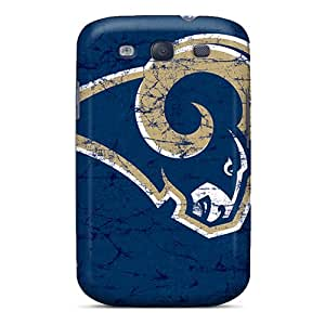 Fashion Protective St. Louis Rams Case Cover For Galaxy S3