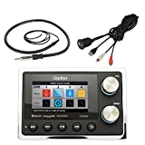 Best Clarion Car Stereo Systems - ClarionMarine Audio Digital Media USB Hideaway Bluetooth Receiver Review