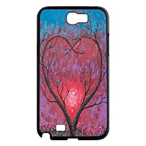 Love Tree Use Your Own Image Phone Case for Samsung Galaxy Note 2 N7100,customized case cover ygtg594216