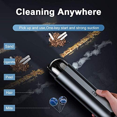 Aspirateur portablePortable Car Vacuum Cleaner Wireless Handheld Auto Vaccum Suction For Home Desktop Cleaning Mini Vacuum Cleaner