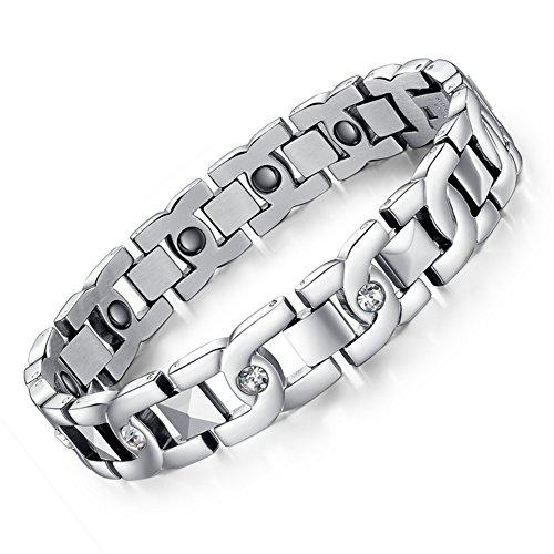 Titanium Magnetic Therapy Germanium Bracelet product image