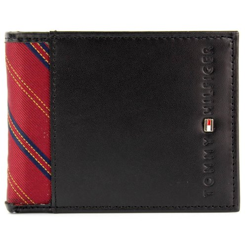 Tommy Hilfiger Fabric Passcase Valet