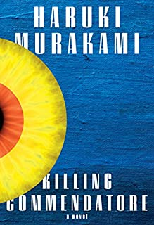 Book Cover: Killing Commendatore: A novel
