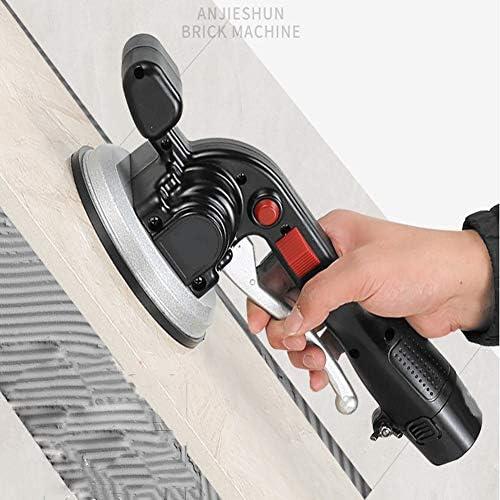 Herewegoo /Nivelador de baldosas Vibrador de baldosas cer/ámicas El/éctrico de Mano M/áquina niveladora autom/ática para Piso de Pared