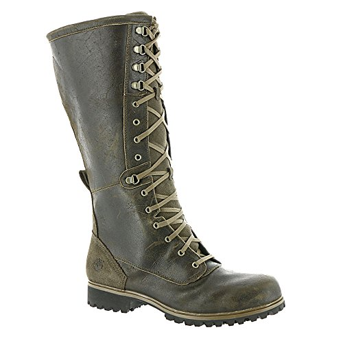 Lace Women's Boot Casual Wheelwright Olive Timberland qOxwRw