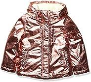 Amazon Brand - Spotted Zebra Girls Warm Puffer Coat