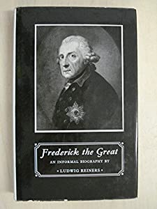 Hardcover Frederick the Great: A Biography Book