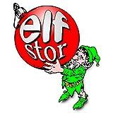 Elf Stor Xmas Premium 1011 Christmas Bag-Extra