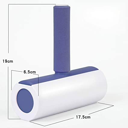 Amazon com: RcnrySticky Hair Cleaner, Washable, Sticky Paper Roller