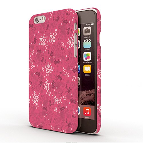 Koveru Back Cover Case for Apple iPhone 6 - Pink Printed Pattern