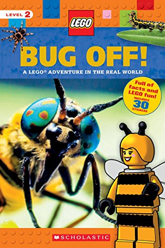 Bug Off! (LEGO Nonfiction): A LEGO Adventure in the Real World
