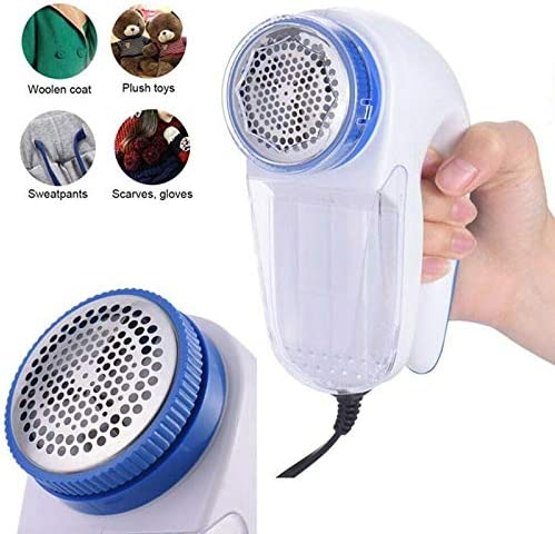 hhxiao Clothes pilling trimmer Electric Clothing Lint Remover Fuzz For Sweaters/Curtains/Carpets Pill Remover Cut Clothing Lint Machine Pellets