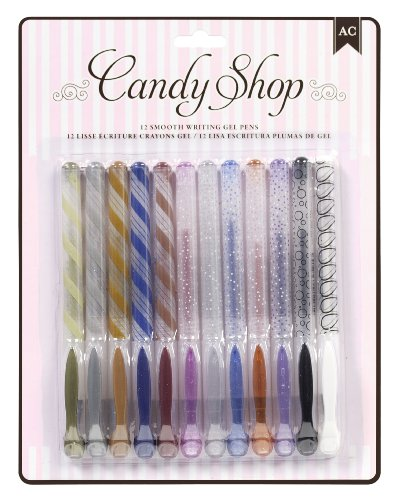 Buy american crafts candy shop pens