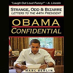 Obama Confidential Audiobook