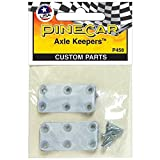 Woodland Scenics Pine Car Derby Axle Keepers-