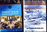 The History Channel : The White House Behind Closed Doors , Air Force One : A Look Inside the World of the President of the United States : 2 Pack