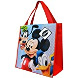 Disney Mickey Mouse, Donald Duck, and Goofy Reusable Tote Bag For Sale