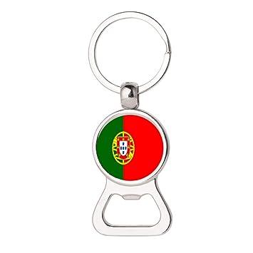 Isuper Portugal Bolsillo Llavero de la Botella de Cerveza ...