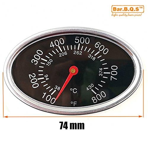 3″ Bar.b.q.s Smoke Grill Thermometer Gauge Temp 22549