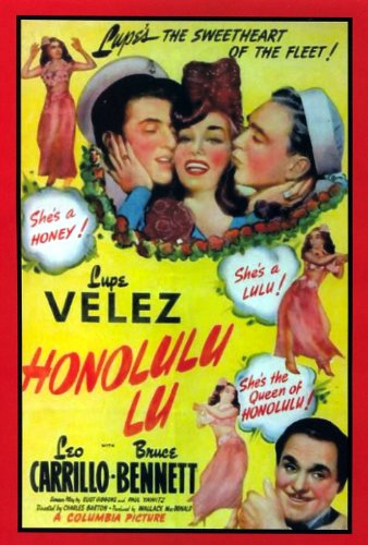 Honolulu Lu Dvd Movie