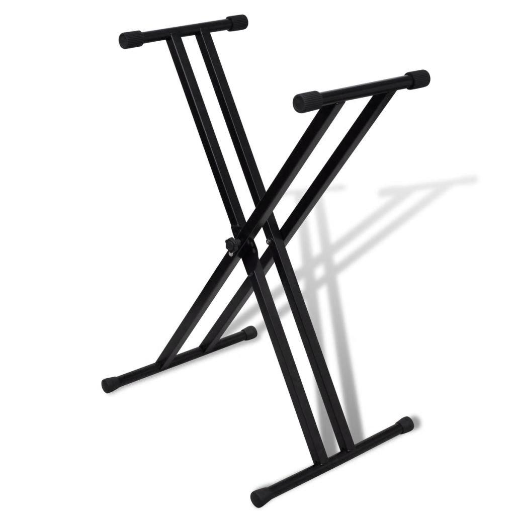 Festnight Supporto per tastieradi Stile X